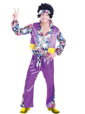 Adult 70's Groovy Guy Costume