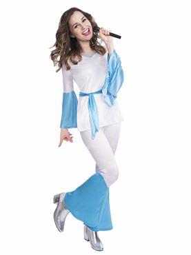 Adult 70s Pop Queen Costume