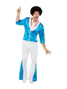 Adult 70s Super Glam Costume