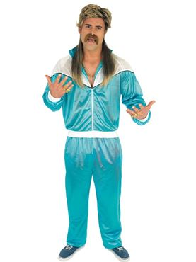 Adult 80's Shell Suit Costume Thumbnail