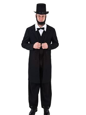 Adult Abe Lincoln Costume