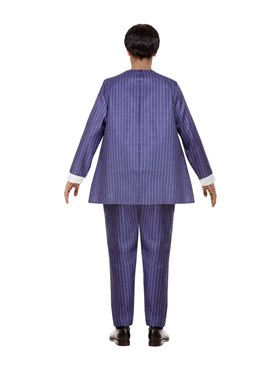 Adult Addams Family Gomez Costume - Side View