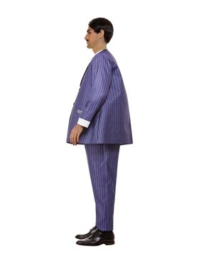 Adult Addams Family Gomez Costume - Back View