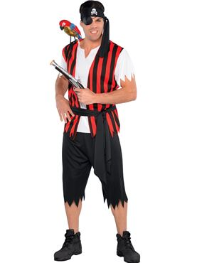 Adult Ahoy Matey Costume