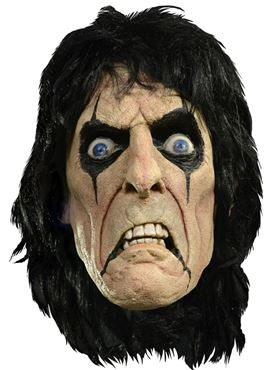 Adult Alice Cooper Mask