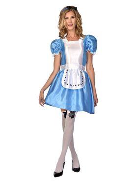 Adult Alice in Wonderland Costume