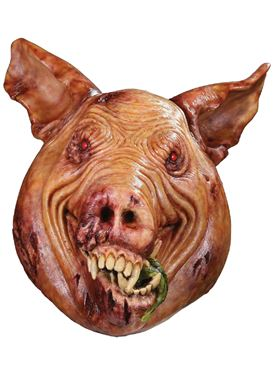 Adult Deluxe Amityville Jody Pig Mask