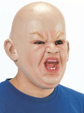 Adult Angry Baby Mask