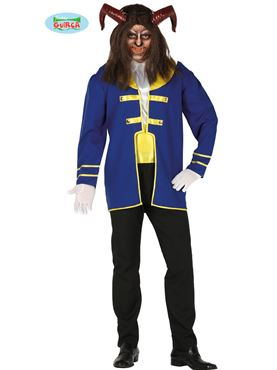 Adult Animal Prince Costume