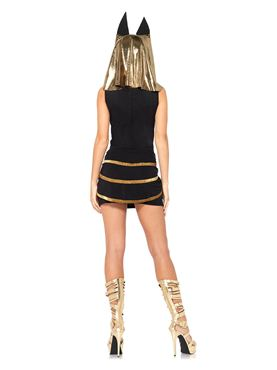Adult Anubis Costume - Back View