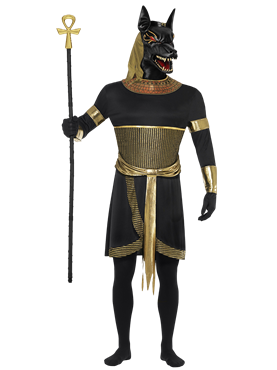 Adult Anubis the Jackal Costume Couples Costume