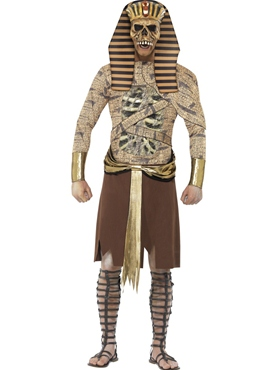 Adult Zombie Pharaoh Costume Thumbnail