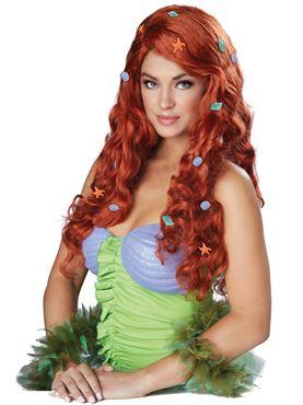 Adult Aquatic Fantasy Wig