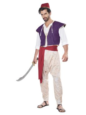 Adult Arabia Folk Hero Costume