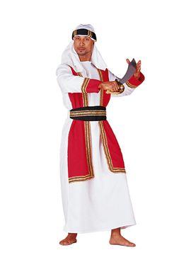 Adult Arabian Desert Prince Costume