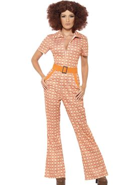 Adult Authentic 70s Chic Costume