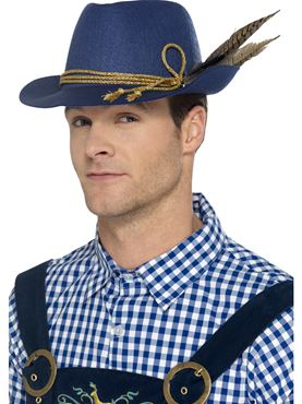 Adult Traditional Oktoberfest Hat
