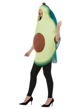 Adult Avocado Costume - Side View