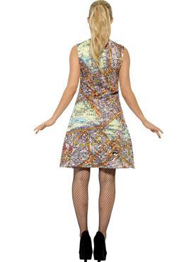 Adult A-Z Dress - Side View