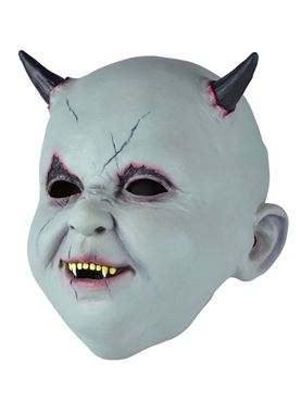 Adult Baby Devil Mask