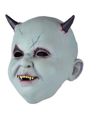 Adult Baby Devil Mask