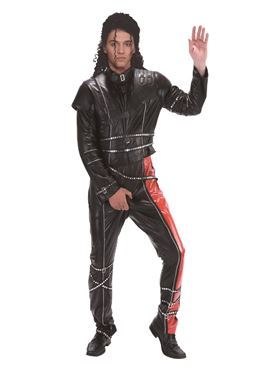 Adult Bad Lad Michael Jackson Costume