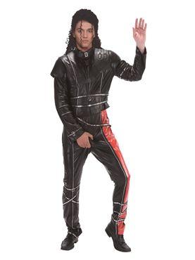 Adult Bad Lad Michael Jackson Costume