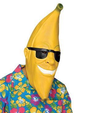 Adult Banana Mask