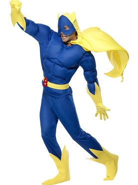 Adult Bananaman Costume