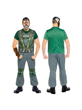 Adult Bane Costume - Side View