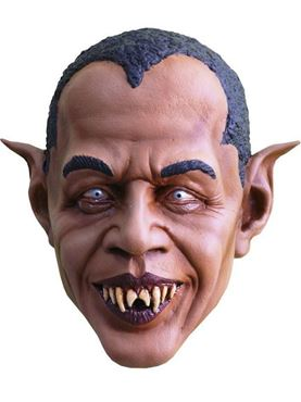 Adult Barackula Latex Mask
