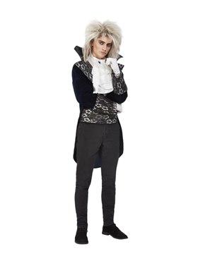 Adult Baroque Goblin King Costume