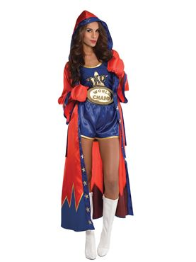 Adult Knockout Costume