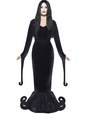 Adult Morticia Duchess of the Manor Costume