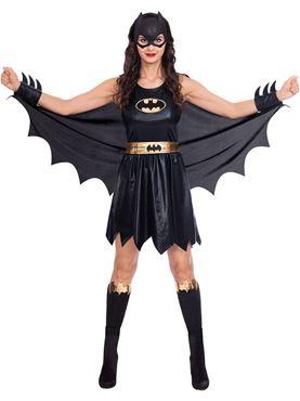 Adult Batgirl Classic Womens Costume