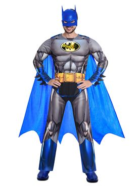 Adult Batman The Brave & The Bold Costume