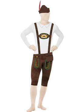 Adult Bavarian Second Skin Costume