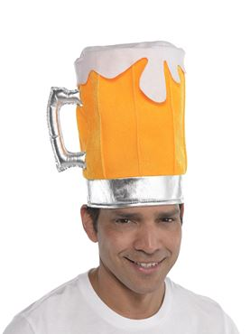 Adult Beer Hat