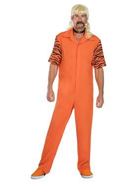 Adult Big Cat Convict Costume