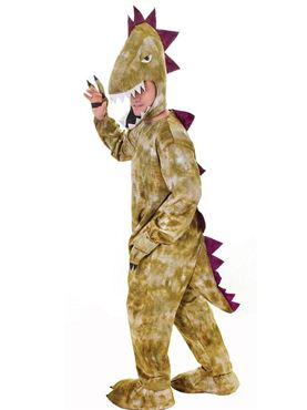 Adult Big Head Dinosaur Costume