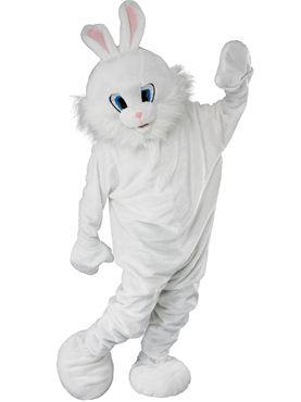 Adult Jumbo Bunny Mascot Costume