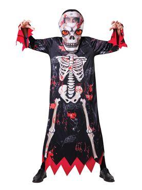 Adult Big Head Reaper Costume