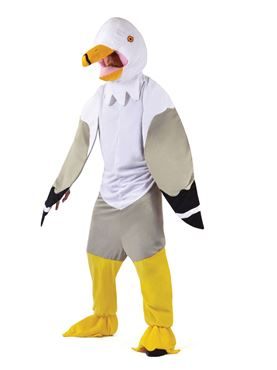 Adult Big Head Seagull Costume