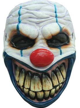 Adult Big Mouth Clown Mask