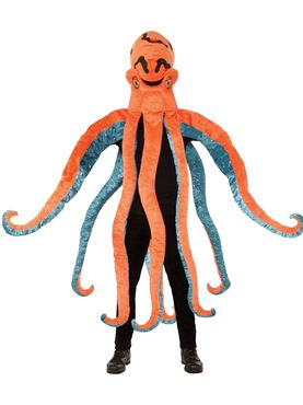 Adult Big Octopus Costume