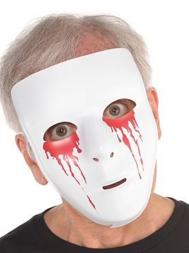 Adult Bleeding Eyes Mask