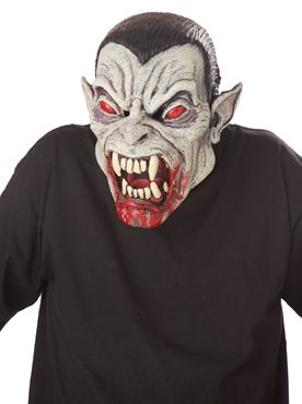 Adult Blood Fiend Motion Mask