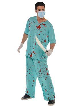 Adult Bloody Scrubs