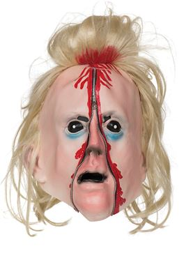 Adult Bloody Zip Face Mask