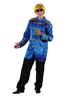 Adult Blue Sergeant Pepper Jacket